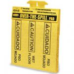 View: 4254 Over-The-Spill Pad Tablet; Contains 25 Pads